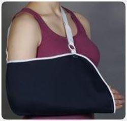 Milliken Medical Adult Envelope Arm Sling, Fits Either Arm, Lightweight