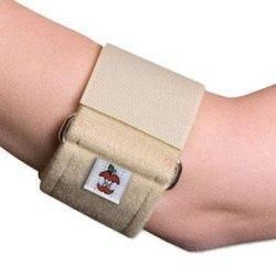 Milliken Medical Elbow Support Universal Beige, One Size Fits Most, Hook-and-loop Closure and Plush Lining