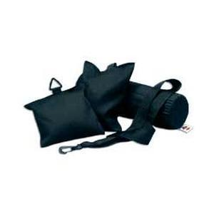 Milliken Medical Cervical Traction Kit, Contains Foam Roll, Adjustable Head Harness and a Water-fillable, Variable Weight (up to 5 lbs) Bag