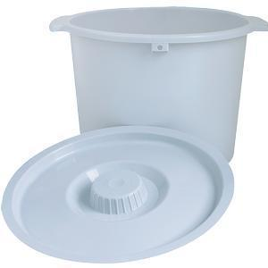 Replacement Pail with Lid, 6-7/10