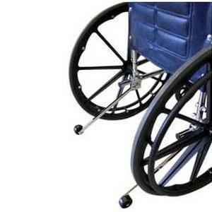 PMI Rear Anti-Tippers for DX Wheelchair