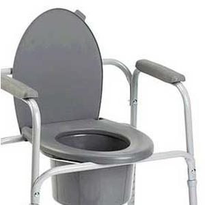 PMI Replacement Seat and Lid for 412GPC Commode