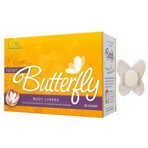 Attends® Butterfly® Body Liner, Female, Large/XL