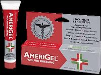 Amerigel Wound Dressing, 1 Ounce Tube
