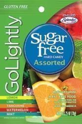 Hillside Candy Golightly Sugar-Free Hard Candy Assorted, 2.75 Oz