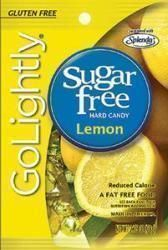 Hillside Candy GoLightly Sugar-Free Hard Candy Lemon, 2.75 oz