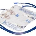 Product Photo: Dover Urinary Drainage Bag with Anti-Reflux Device 4,000 mL - Item #: 686261CA