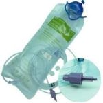 Product Photo: Kangaroo ePump™ Safety Screw Spike with 1000mL Flush Bag, Non-Sterile
