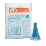 Product Photo: Freedom Clear Advantage Self-Adhering Male External Catheter, 40 mm - Item #: 766500BX