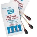 Product Photo: Medical Action Industries Acu-Dyne® Povidone-Iodine Swabstick, Triple pack