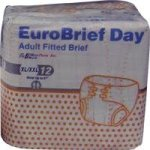 "Product Photo: Mediprime Inc Eurobrief Day Brief Extra-large Upto 67"", White, Great Absorbency Capacity"