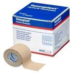 "Product Photo: BSN Jobst Tensoplast® Elastic Adhesive Bandage 2"" x 5 yds, Tan, Water Repellant, Fluffy Non-fray Edge"
