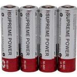 Product Photo: Supreme Technologies Inc AA Alkaline Battery General Use