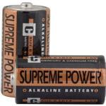 Product Photo: Supreme Technologies Inc C Alkaline Battery