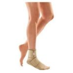 Product Photo: Medi Circaid® Juxta-Fit™ Ankle Foot Wrap Large, Breathe-O-Prene® Fabric, Closed Heel