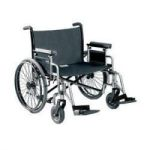 "Product Photo: Invacare 9000 Topaz™ Heavy Duty Wheelchair 30"" x 20"""