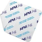 "Product Photo: Milliken Healthcare Products AFM® Ag Antimicrobial Wound Contact Layer Dressing 8"" x 16"" with Active Fluid Management and SelectSilver® Silver Ion Technology, Flexible"