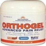 Product Photo: Orthopedic Pharmaceutical Orthogel Cold Therapy, 4Oz Jar